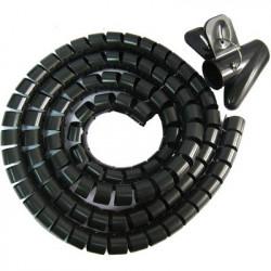 Kabel Zip, ved skjule kablerne i nærheden of your computer or other electronic units, Kabellængde: 1,5 m