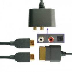 HDMI AV-KABEL to Xbox 360