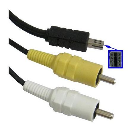 Image of   Digitalkamera AV-kabel til Konica Minolta