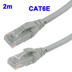 CAT6E LAN netværkskabel, Length: 2m