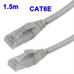 CAT6E LAN netværkskabel, Length: 1.5m