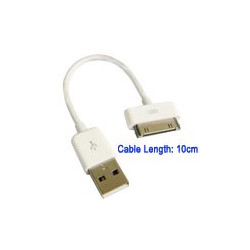 USB Datakabel the iPhone 3G, Kabel Length: 10cm