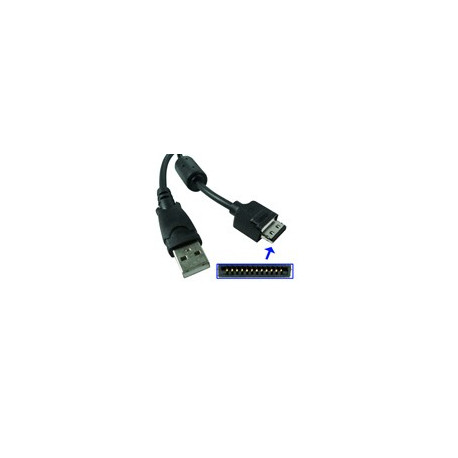 Image of   Datakabel til CANON-kameraer i DC- og IXUS-serierne