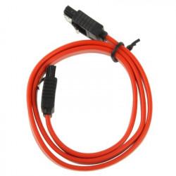 45cm Serial ATA 3,0 datakabel (Rød)