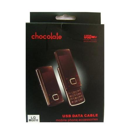 Image of   Datakabel til LG MG810 o.a. mobiltelefoner (USB)