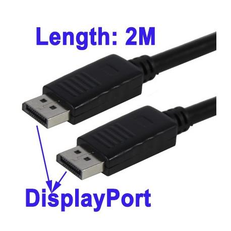 Image of   DisplayPort-kabel, 2 m