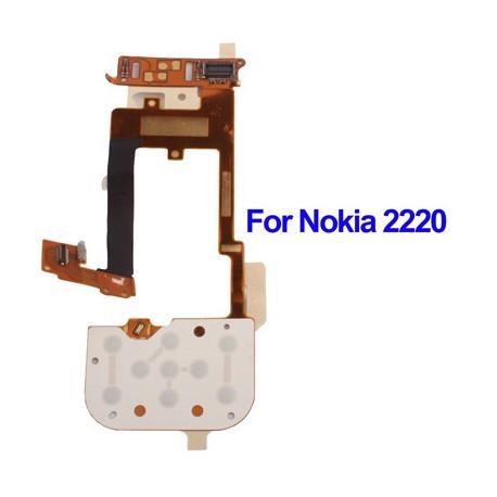Image of   Ekstra Flex-kabel til Nokia 2220