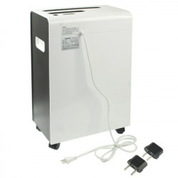 Office Series Ultra-quiet Design A4 / CD Segment-similar Paper Shredder, Waste-bin Volume: 16L (nr. 9911)
