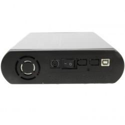 5,25 tommer IDE USB 2,0 HDD External Case, Med 1.5A Power