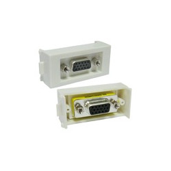 indbygnings VGA Hun stik / VGA 15Pin