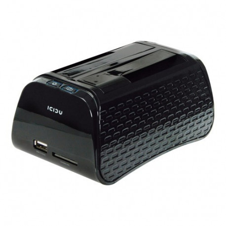Image of   DUAL Sata HDD docking station, usb 3