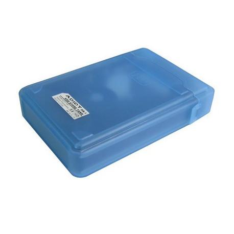 """N/A 2.5"""" plastik transportkasse blå fra olsens it aps"""