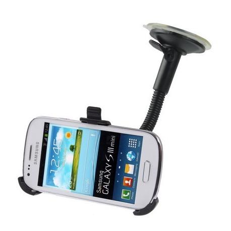 Image of   Sugekop bilholder til Samsung Galaxy SIII mini / i8190, Galaxy Trend Duos / S7562