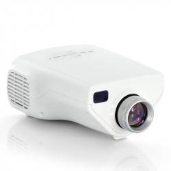 Rammebeløb Videoprojektor minioversigten 1,67 millioner farver 200 1 Coaxial Fjernsyn Indgang
