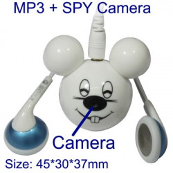 2 in 1 Mickey Mouse Style MP3 Player & Mini DV