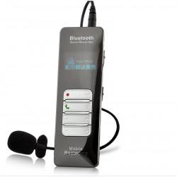 Røst og kald optager til mobiltelefoner Bluetooth 8GB