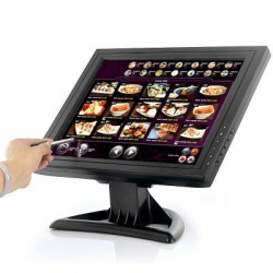 15 Tommer Touch Screen LCD Monitor