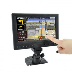 8 Tommer LCD Touchscreen Monitor