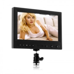 8 Tommer On-Camera HD DSLR Monitor