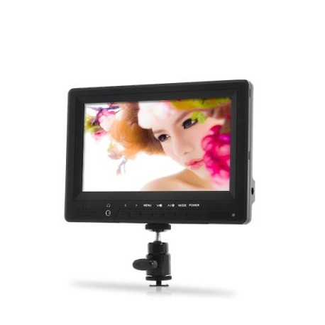 "N/A 7 tommer on-camera hd dslr monitor ""proxeye"" på olsens it aps"