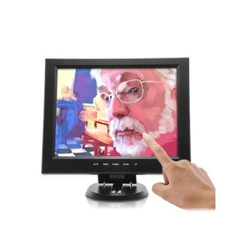 12 tommer touchscreen lcd med vga fra N/A på olsens it aps