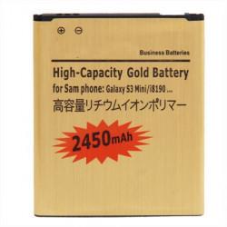 2450mAh Batteri til Samsung Galaxy SIII mini / i8190