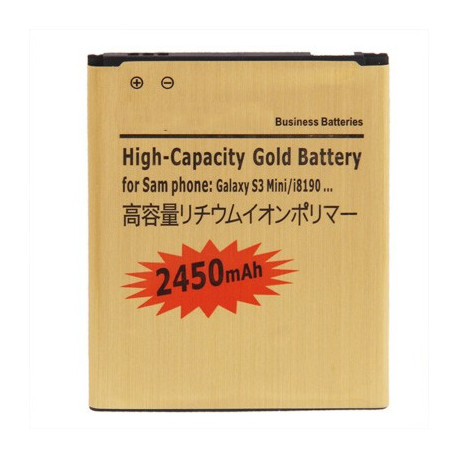 Image of   2450mAh Batteri til Samsung Galaxy SIII mini / i8190