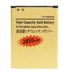 2850mAh Gold Batteri til Samsung Galaxy S IV mini / i9190