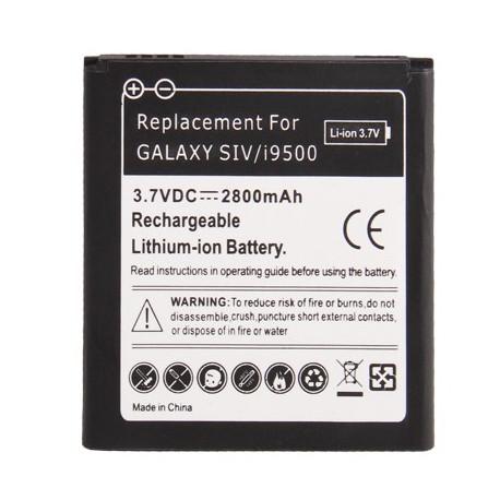 Image of   2800mAh Batteri til Samsung Galaxy S IV / i9500