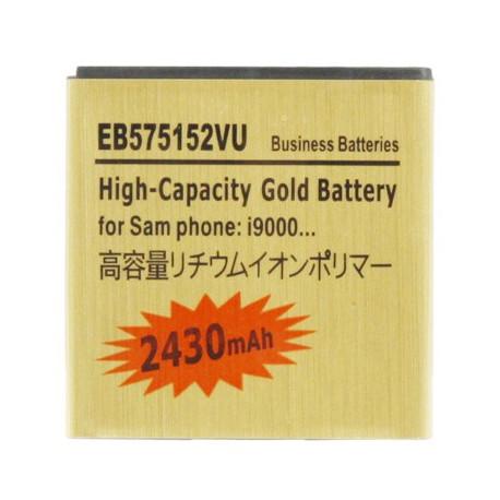 Image of   2430mAh EB575152VU Batteri til Samsung Galaxy S / i9000