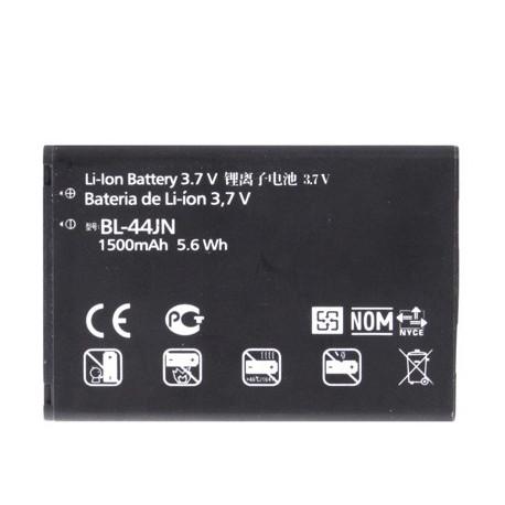 Image of   1500mAh BL-44JN Batteri til LG L3 / P970