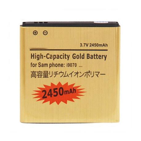Image of   2450mAh Batteri til Samsung Galaxy S