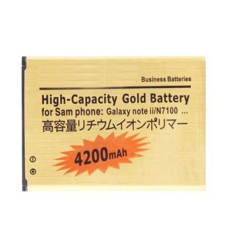 Image of   4200mAh Batteri til Samsung Galaxy Note II / N7100