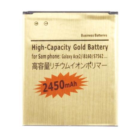 Image of   2450mAh Batteri til Samsung Galaxy Ace 2 / i8160