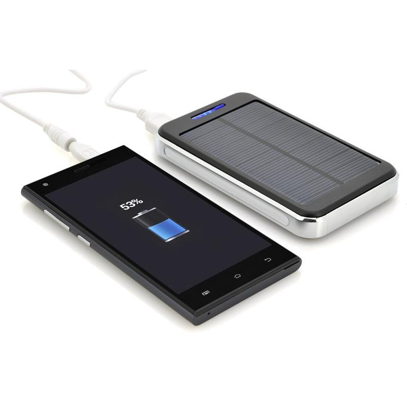 20000mAh Solar Power Phone Charger - 3.7V, Solar Batteri Bank