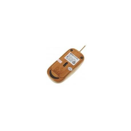 Image of   USB Bambus mus 800dpi optisk