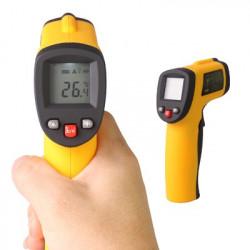 Infrarød Termometer, Temperatur: - 50℃ ~ 380℃