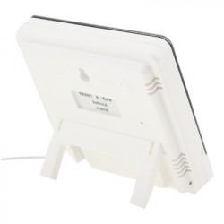 3.8 Tommer LCD Digital Temperatur & Luftfugtighed