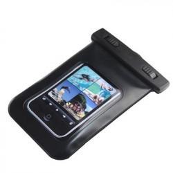 Vandtæt beholder til telefon/iphone/ipod m.v.