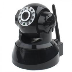Trådlyst IP kamera – til butikken eller hjemmet