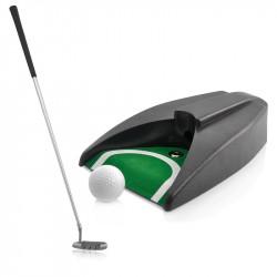 Indendørs golf set - bolden retursystem zink legering golfkølle