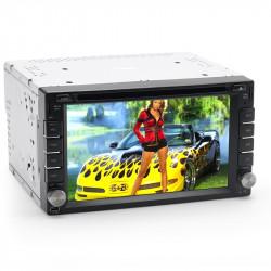 2 DIN 6,2 tommer bil DVD-afspiller 'Rogue' - Windows CE 6.0, MHL Input, støtte DA