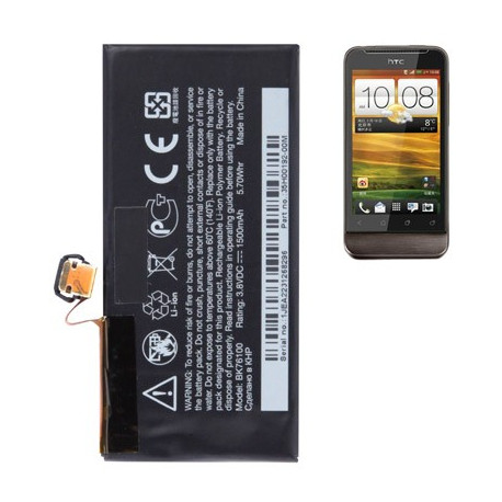 Image of   1500mAh intern batteri til HTC One V / Primo / T320e