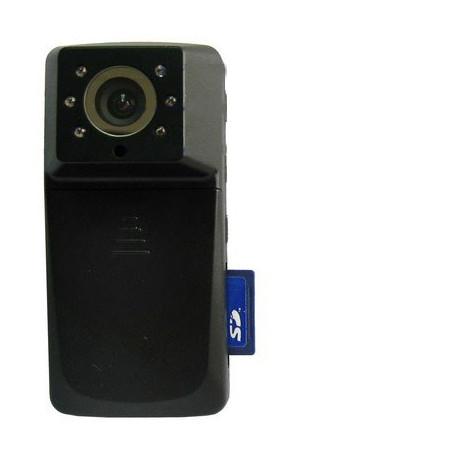 Image of   6 LED SD (MMC) Mobile Infrarød dag & nat AV Optager (LM-CVR3)