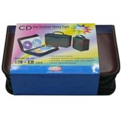 RESTPARTI 128 cd taske (blå)