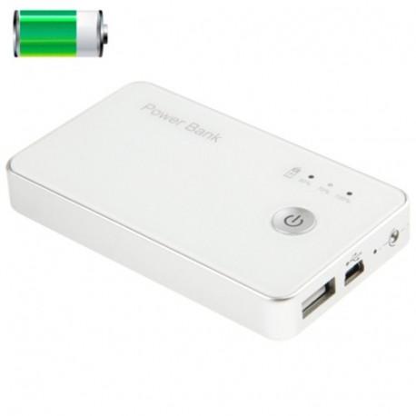 Image of   3000mAh Mobile strømforsyning skjult kamera HD 720P 5.0 mega pixels strøm bank Mini DVR, optagelse