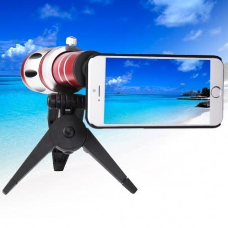 Image of   20X Mobil teleobjektiv til iPhone 6