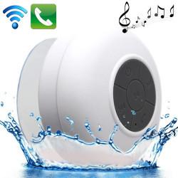 Mini Vandtæt Bluetooth højttaler til iPad / iPhone / andre Bluetooth mobiltelefon