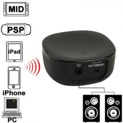 Mini Bluetooth Musik Modtageren til iPhone 4 & 4S / 3GS / 3G / iPad 3 / iPad 2 /