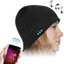 Bluetooth hovedtelefoner i varm vinter hatte for iPhone 5 & 5S / iPhone 4 & 4S og andre Bluetooth-enheder